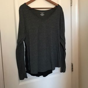 Grey Lane Bryant Top